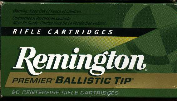 If you also hunt with your sniper rifle, try this ammo, you�ll get similar trayectory to the 168HPBT and impressive expansion !!