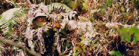 how to make a ghillie hood