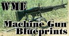 YOU LIKE MACHINEGUNS ? Then buy now, these blueprints.. while you still CAN LEGALLY!!!